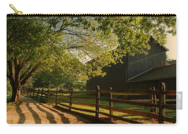 Country Morning - Holmdel Park Carry-all Pouch