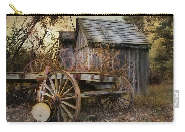 Country Music Carry-all Pouch