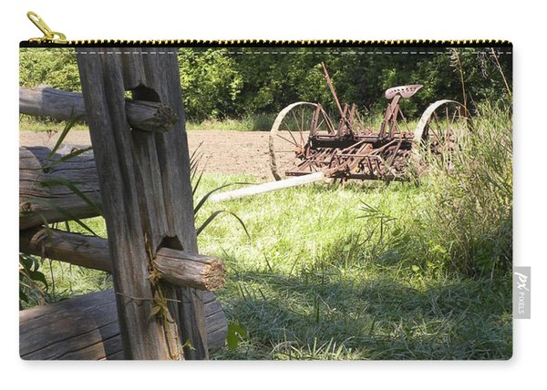 Country Work Carry-all Pouch