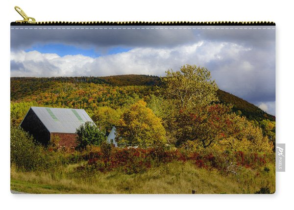 Countryside In Mabou Carry-all Pouch