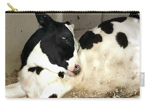 Cow Cutie Carry-all Pouch