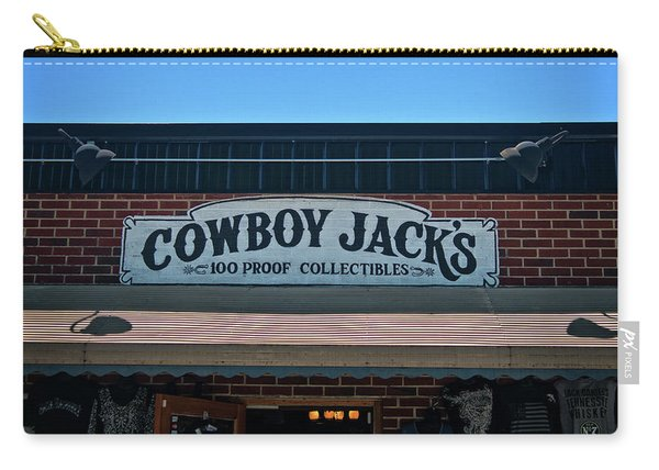 Cowboy Jack's Carry-all Pouch