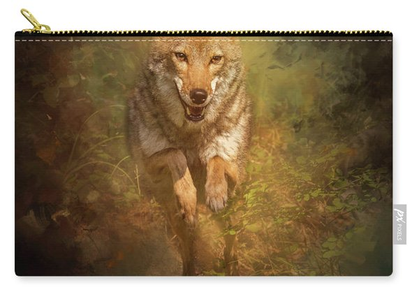 Coyote Energy Carry-all Pouch