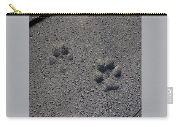 Coyote Tracks Carry-all Pouch