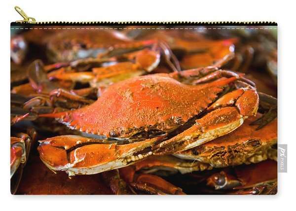 Crab Boil Carry-all Pouch