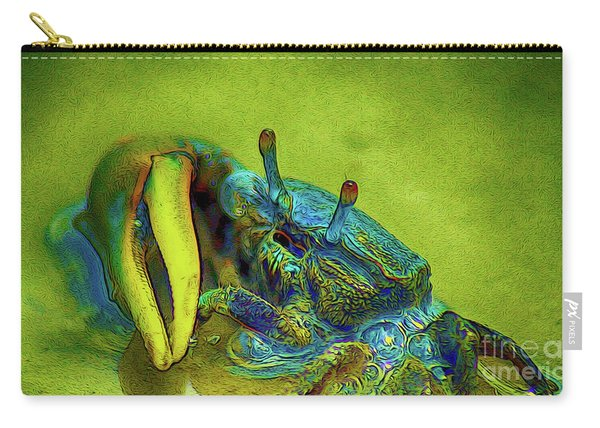 Crab Cakez 2 Carry-all Pouch