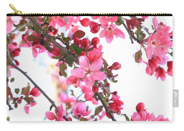 Crabapple Beauty Carry-all Pouch