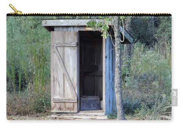 Cracker Out House Carry-all Pouch