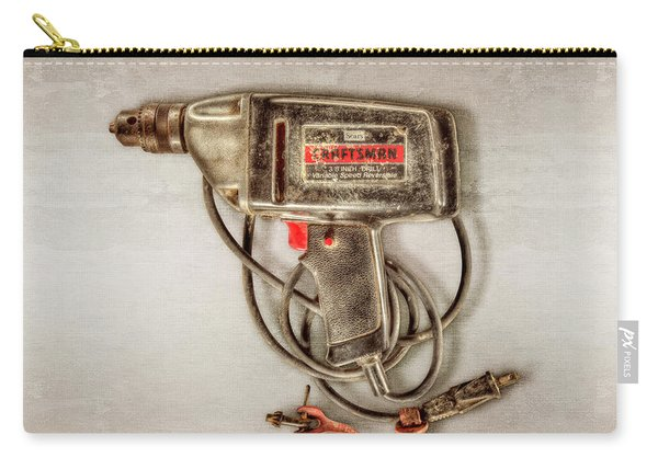 Craftsman Electric Drill Motor Carry-all Pouch