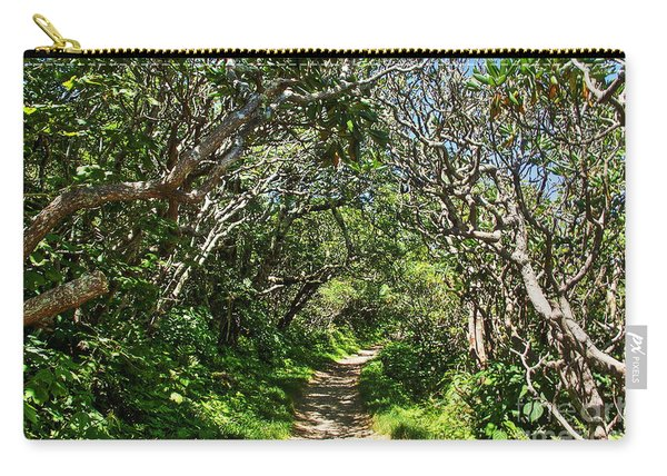 Craggy Gardens Walkway Carry-all Pouch