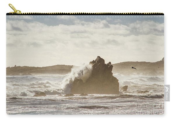 Crashing Tide Carry-all Pouch