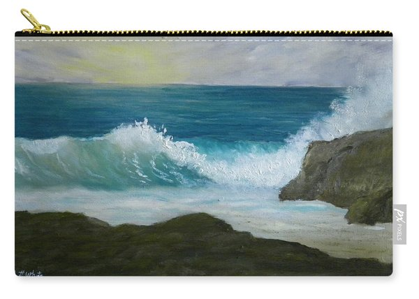 Crashing Wave 3 Carry-all Pouch