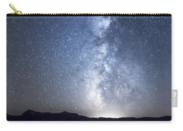 Crater Lake Glow Carry-all Pouch