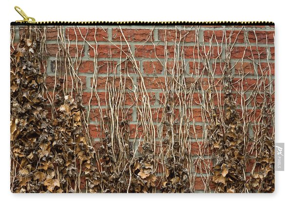 Crawling Ivy Vines Carry-all Pouch