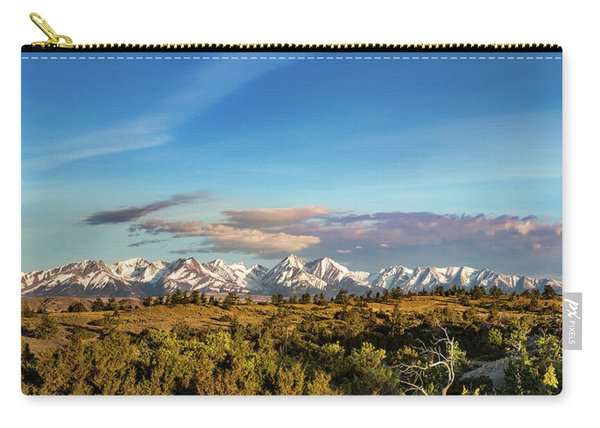 Crazy Mountains Carry-all Pouch