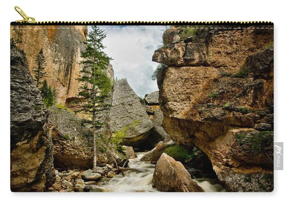 Crazy Woman Canyon Carry-all Pouch
