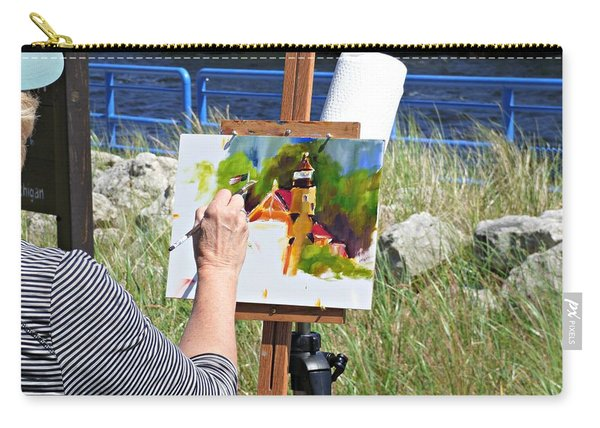 Creating Art Carry-all Pouch
