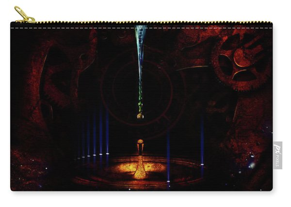 Creation Of Time Carry-all Pouch