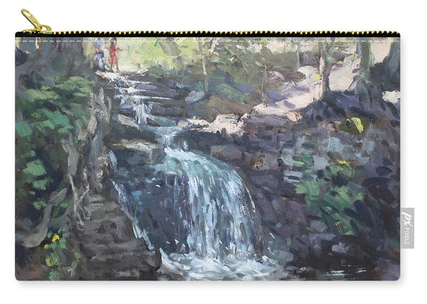 Creek Falls  Carry-all Pouch