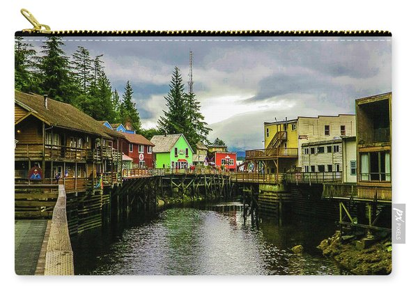 Creek Street 1 Carry-all Pouch