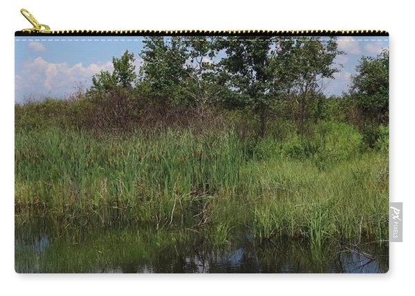 Crex Meadows Carry-all Pouch