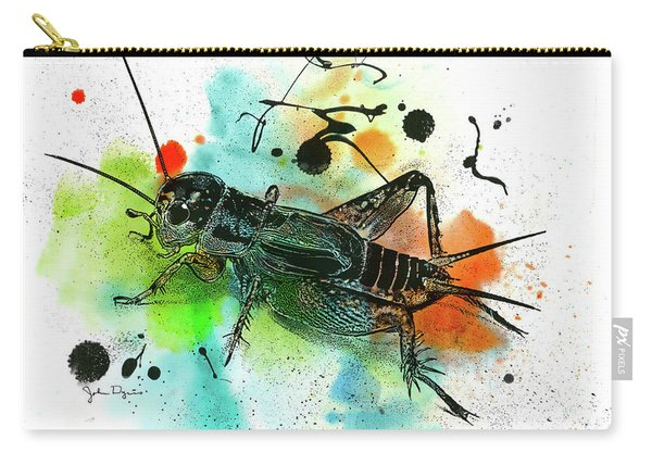 Cricket Carry-all Pouch