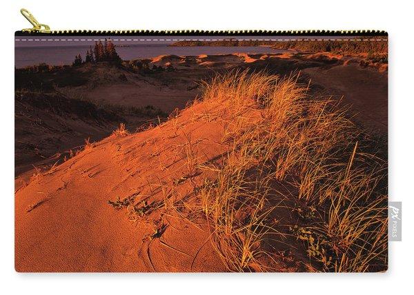 Crimson Dunes Carry-all Pouch
