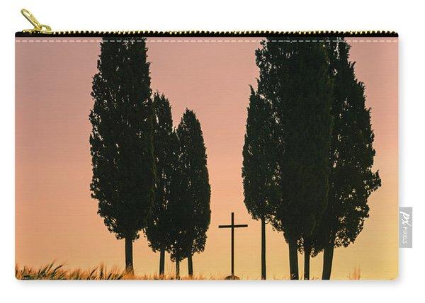 Croce Di Prata - Tuscany Carry-all Pouch