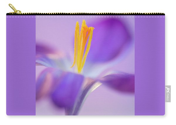 Crocus Stand Proud  Carry-all Pouch