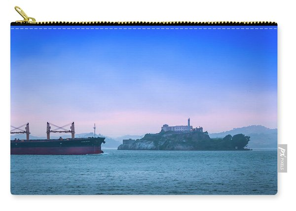 Crossing Alcatraz Carry-all Pouch