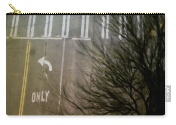 Crossing, From The Ninth Carry-all Pouch