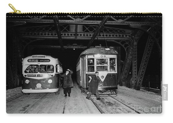 Crosstown Trolley Carry-all Pouch