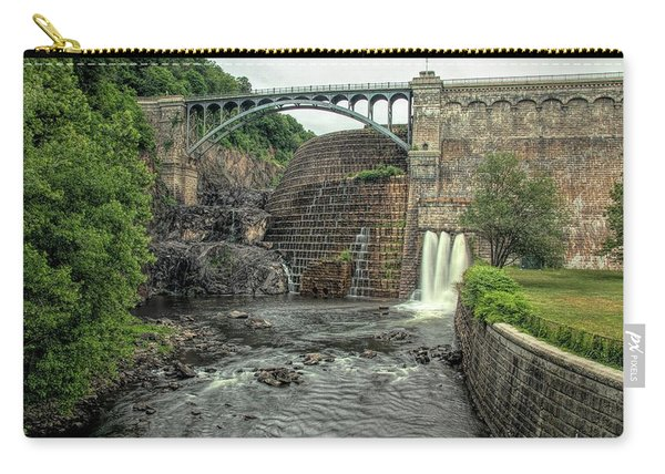 Croton Dam In Summer Carry-all Pouch