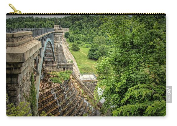 Croton Dam New York Carry-all Pouch