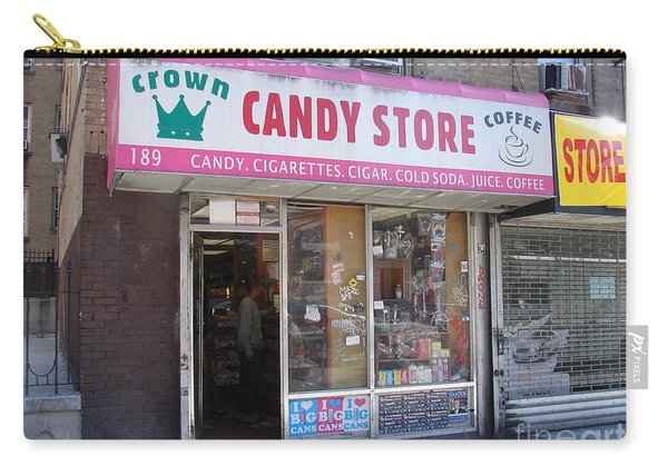 Crown Candy Store  Carry-all Pouch