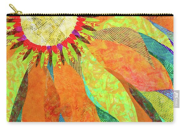 Crown Of Petals Carry-all Pouch