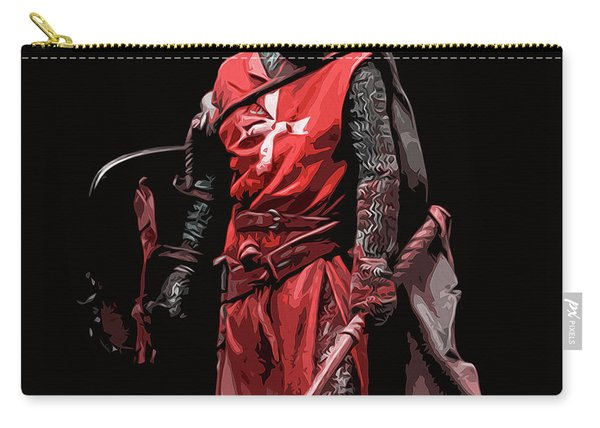 Crusader Warrior Carry-all Pouch