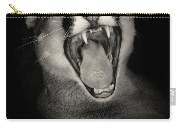 Cruz Yawning Carry-all Pouch