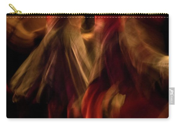 Carry-all Pouch featuring the photograph Crychord 10 by Catherine Sobredo