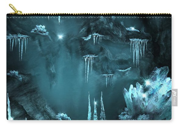 Crystal Cave Mystery Carry-all Pouch