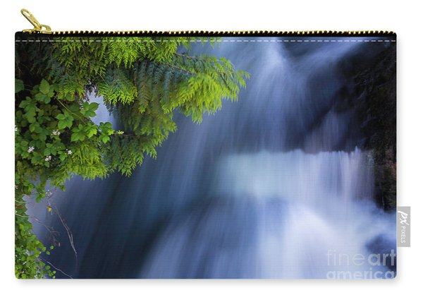 Crystal Creek Waterfalls Carry-all Pouch