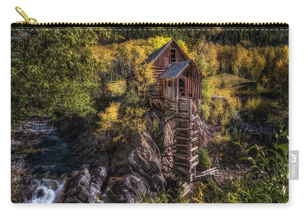 Crystal Mill Colorado Carry-all Pouch