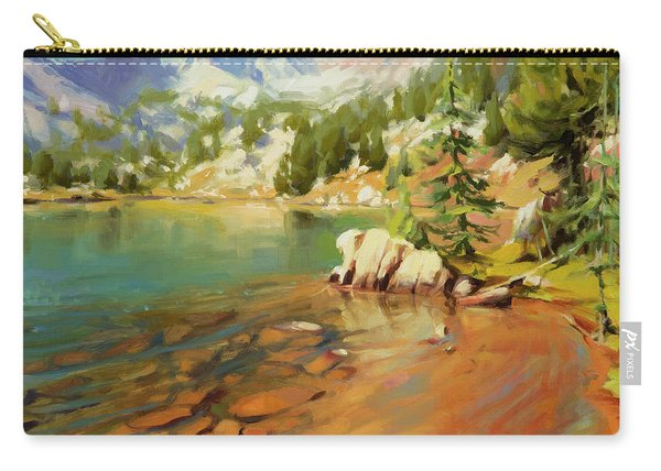 Crystalline Waters Carry-all Pouch