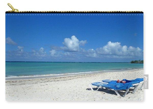 Cuba Beach Carry-all Pouch
