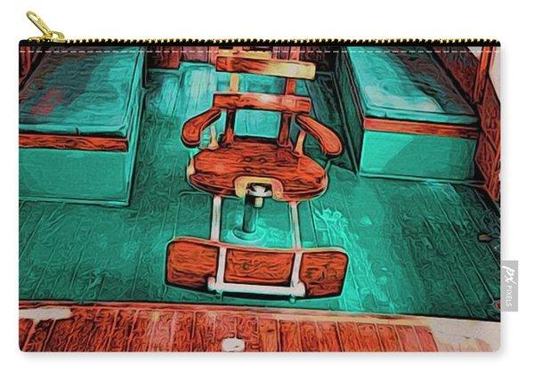 Cuba Hemingway Pilar Carry-all Pouch