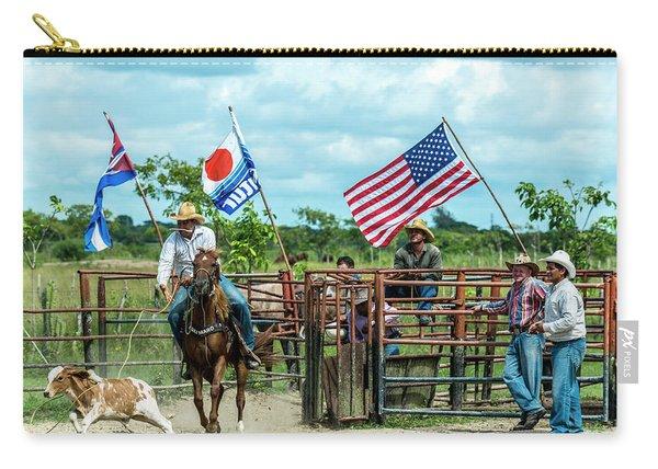 Cuban Cowboys Carry-all Pouch