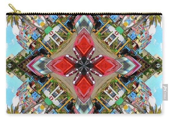 Cuban Kaleidoscope Carry-all Pouch