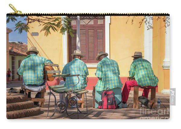 Cuban Music Carry-all Pouch