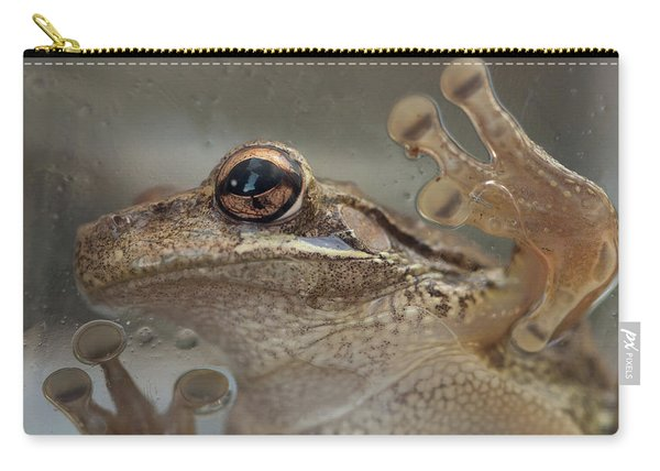 Cuban Treefrog Carry-all Pouch