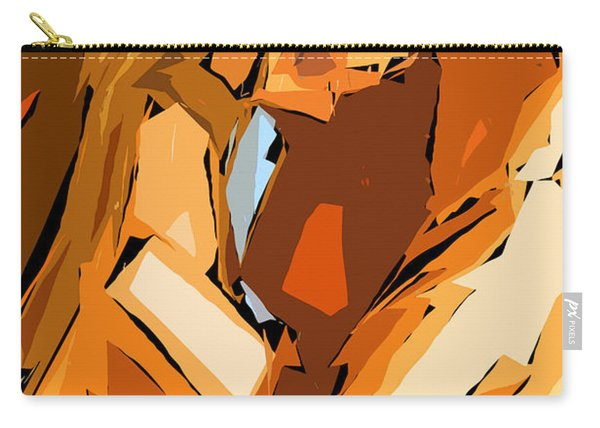 Cubism Series Ix Carry-all Pouch